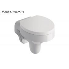 Keramik WC-Becken Cento Round wandhängend