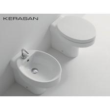 Keramik WC-Becken Cento Round wandbündig