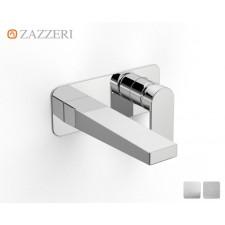 Design Waschtischarmatur Zazzeri 100 Small zur Wandmontage