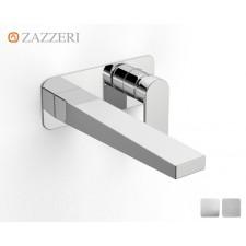 Design Waschtischarmatur Zazzeri 100 zur Wandmontage