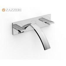 Design Waschtischarmatur Zazzeri Moon zur Wandmontage