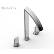 Design Dreiloch Waschtischarmatur Zazzeri Moon