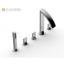 Design Wannenrandarmatur Zazzeri Moon