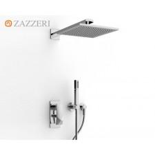 Design Unterputz-Duscharmatur Zazzeri Moon Mono 2-Wege