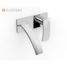 Design Waschtischarmatur Zazzeri Moon Mono zur Wandmontage