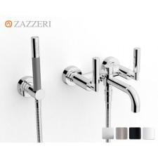Design Wannenarmatur Zazzeri DaDa 3 zur Wandmontage