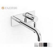Design Waschtischarmatur Zazzeri DaDa Mono zur Wandmontage L