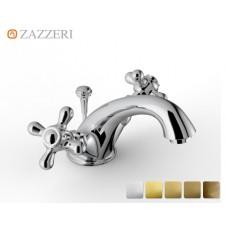 Nostalgie Einloch Waschtischarmatur Zazzeri 802