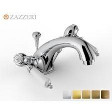 Nostalgie Einloch Waschtischarmatur Zazzeri 803