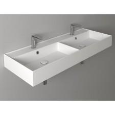 Keramik Doppel Aufsatzwaschbecken AG121D Agile