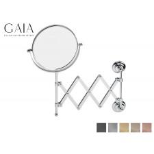 Nostalgie Kosmetikspiegel Gaia ausziehbar
