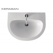 Keramik Waschbecken Aquatech wandhängend