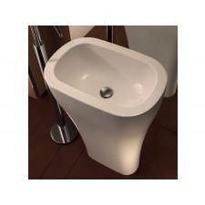 Keramik Standwaschtisch Aquatech freistehend