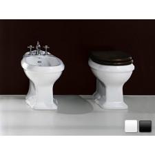 Nostalgie Keramik WC-Becken Astoria wandbündig