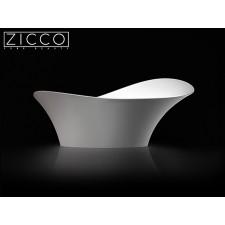 Design Mineralguss Aufsatz-Waschbecken Gaudi I