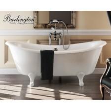 Freistehende klassische Badewanne Bateau