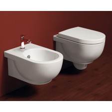 Design Keramik WC-Becken Bari wandhängend
