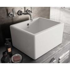 Shaws Keramik Aufsatzwaschbecken Butler