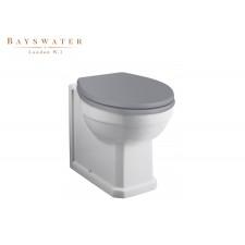 Retro Keramik WC-Becken Fitzroy