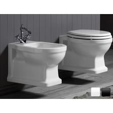 Nostalgie Keramik WC-Becken Legano wandhängend