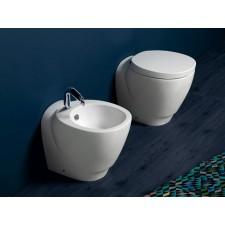 Keramik Bidet-Becken Bottega wandbündig
