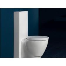 Keramik WC-Becken mit aufgesetztem Spülkasten Bottega