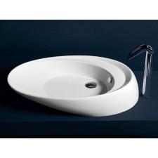 Keramik Aufsatz-Waschbecken Bottega Oval