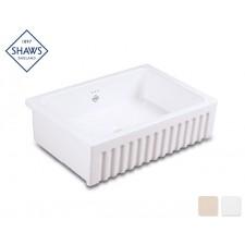 Shaws Keramik Küchenspüle Bowland 80