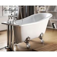 Freistehende klassische Badewanne Buckingham 1500