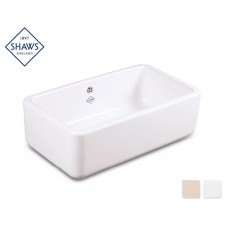 Shaws Keramik Küchenspüle Butler 60