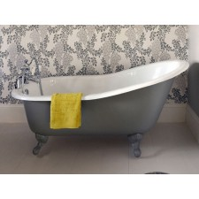 Freistehende Gusseisen Badewanne Chelsea