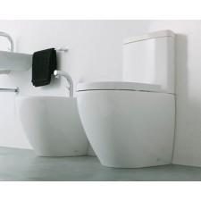 Design Keramik WC-Becken Cover mit aufgesetztem Spülkasten
