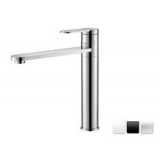 Design 1-Loch Waschtischarmatur Luis Hochstehend
