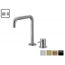 Design 2-Loch Waschtischarmatur Slimline