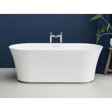 Freistehende Badewanne aus Natural Stone Armonia