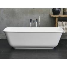 Freistehende Badewanne aus Clearstone Nuvola