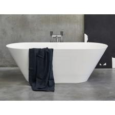 Freistehende Badewanne aus Clearstone Sontuoso