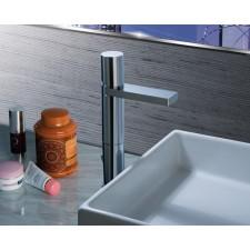 Design Einloch Waschtischarmatur Italia Hochstehend