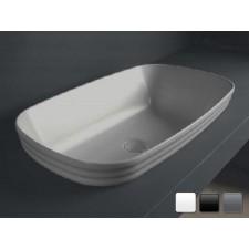 Keramik Design Aufsatz-Waschbecken Loom 2 Large