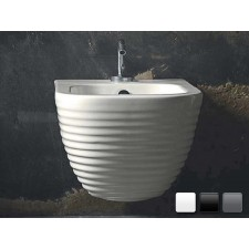Keramik Bidet-Becken Loom Wandhängend
