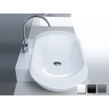 Keramik Aufsatz- Waschbecken Ovo 80