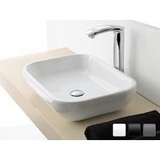 Keramik Design Aufsatzwaschbecken Qubo 60