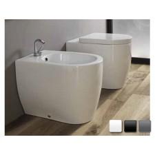 Keramik Design Bidet-Becken Skip bodensetehend