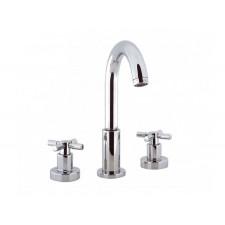 Design Dreiloch Waschtischarmatur Totti
