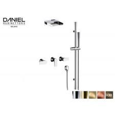Design 2-Wege Unterputz Duscharmatur mit Wasserfall Dusche L Diva