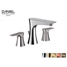 Design 3-Loch Waschtischarmatur Diva