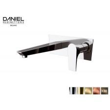 Design Waschtischarmatur zur Wandmontage Diva