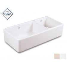 Shaws Keramik Küchenspüle Edgworth
