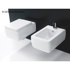 Keramik WC-Becken Ego wandhängend