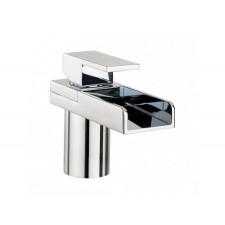 Design Einloch Waschtischarmatur Square